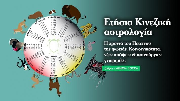 Κινέζικο Ετήσιο Ωροσκόπιο 2017: Το έτος του Πετεινού