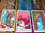 Η κάρτα που αντιπροσωπεύει τη σημερινή μέρα είναι ο Βασιλιάς Κυπέλλων
